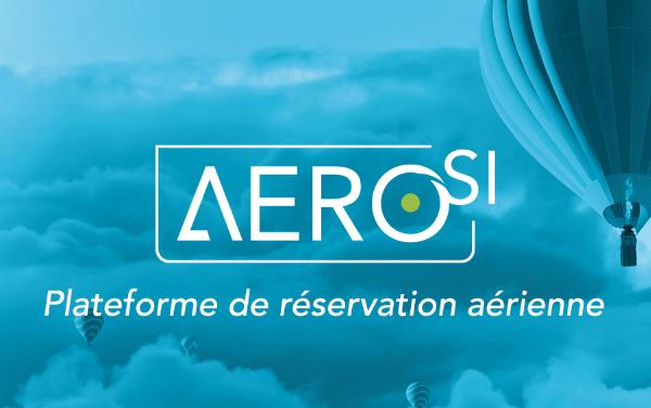 AéroSI Plateforme de réservation aérienne